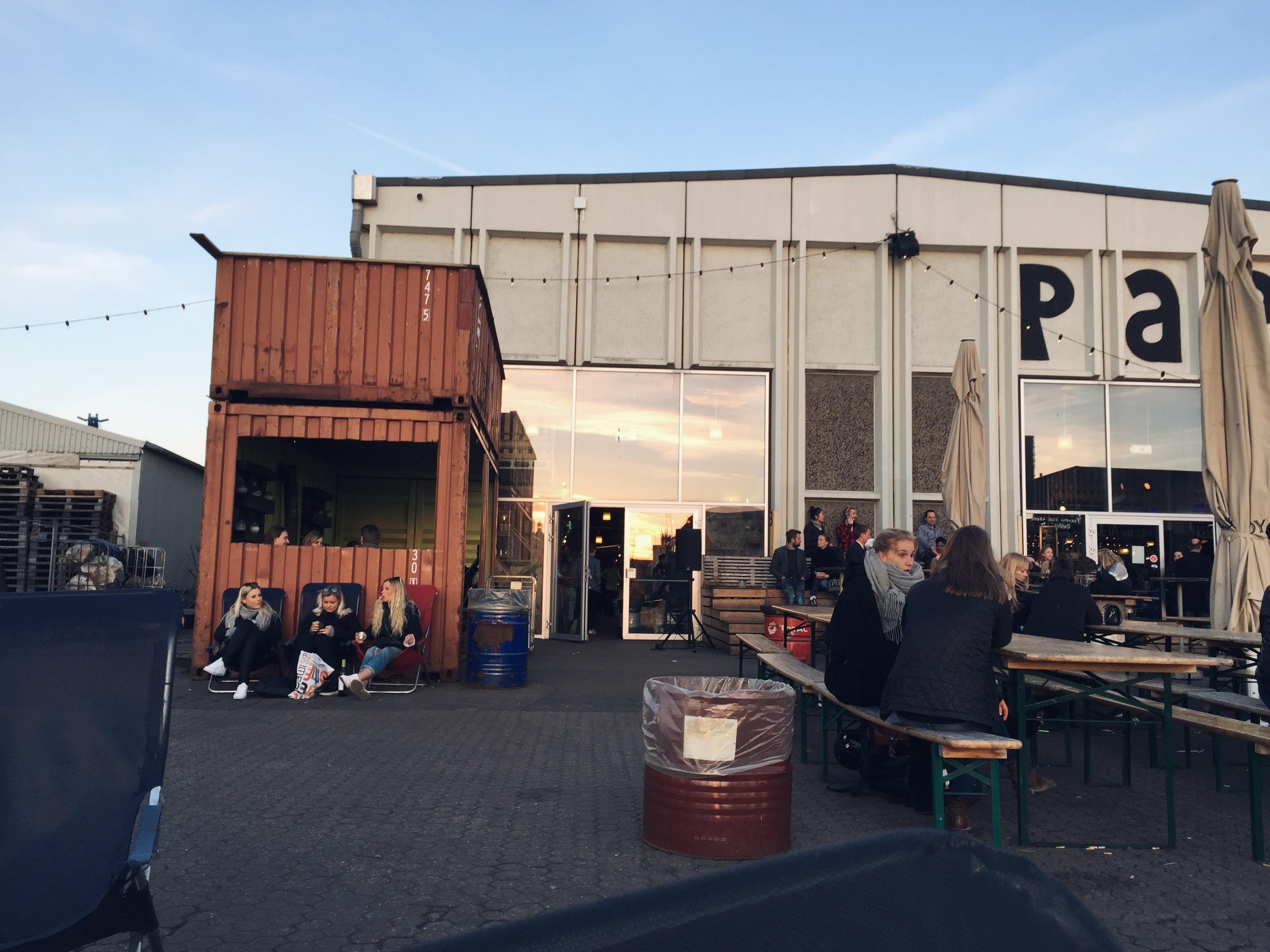 PAPIROEN Streetfood Kopenhagen