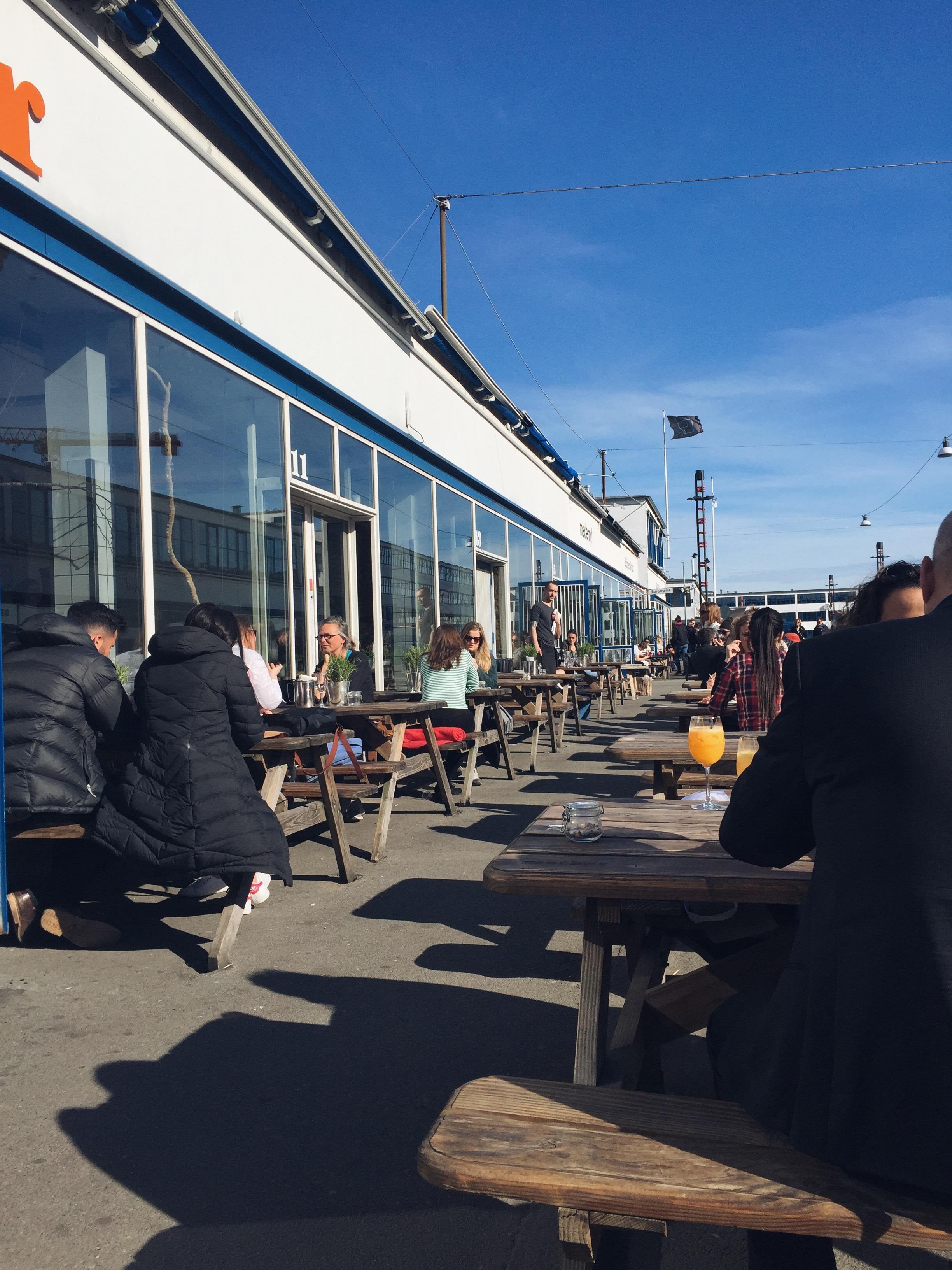 Cafe Mother kopenhagen